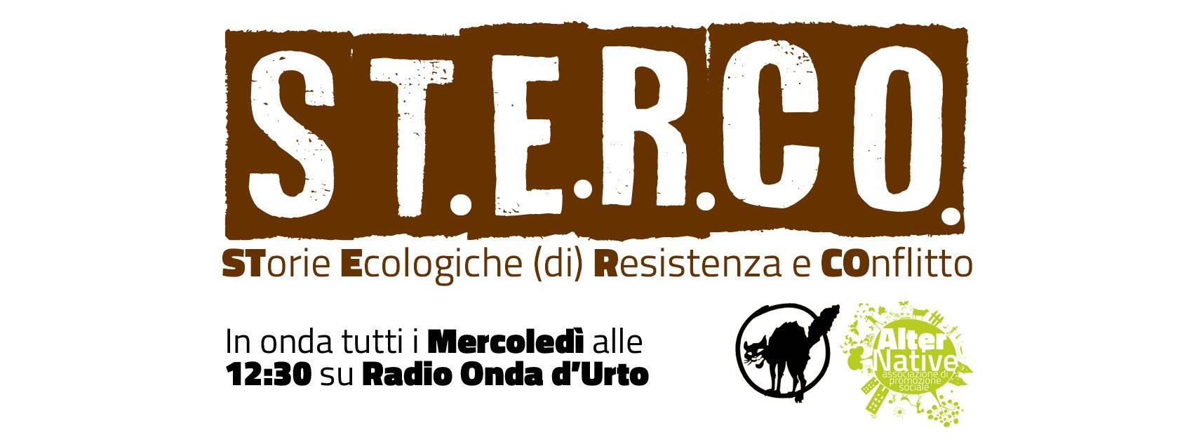 Sterco - Storie ecologiche di resistenza e conflitto